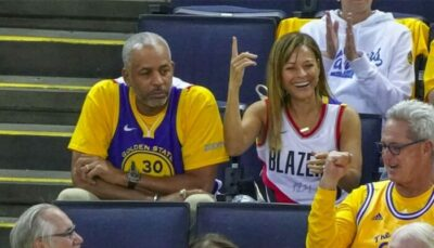 NBA – En plein divorce, le grand projet de Sonya Curry !