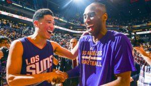 NBA – Le plus grand point commun entre Booker et Kobe d'après un coéquipier