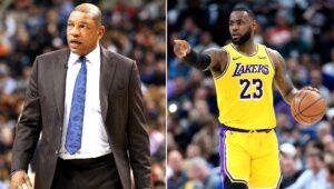 NBA – Pourquoi LeBron est si spécial d'après Doc Rivers