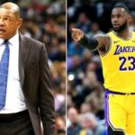 NBA – La grosse déclaration de Doc Rivers sur LeBron James
