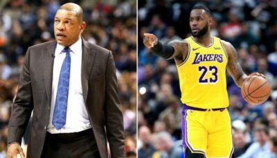 NBA – La grosse déclaration de Doc Rivers sur LeBron James
