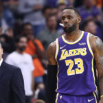 NBA – Frank Vogel cash sur le retour de LeBron James
