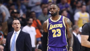 NBA – L'étrange compliment de Vogel à LeBron James