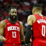 NBA – La dinguerie de Harden qui a poussé Westbrook à demander son trade