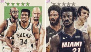NBA – Les joueurs actuels avec des coupes 1970's (part 2)