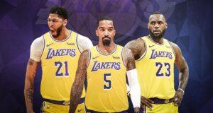 NBA – Deux autres options que JR Smith pour les Lakers