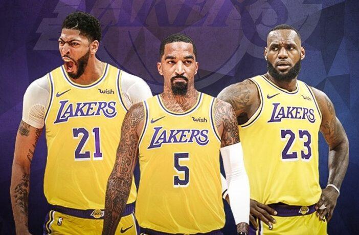 JR Smith Lakers