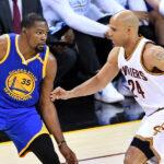 NBA – Lakers 2002, Warriors 2016 et 2017 : qui est le meilleur ? Jefferson répond