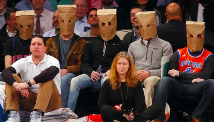 Nouvelle polémique dans la salle des Knicks