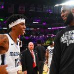 NBA – Le retournement de veste de Ja Morant pour le GOAT