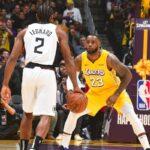 NBA – La supériorité statistique folle de LeBron comparé à Kawhi et PG combinés