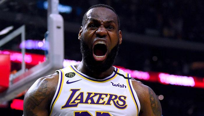 La masterclass de LeBron James pour venir à bout des Clippers