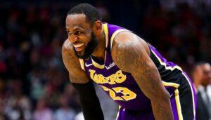 NBA – La réponse parfaite de LeBron au retour prématuré à l'entraînement