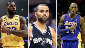 NBA – LeBron ou Kobe ? Tony Parker tranche !