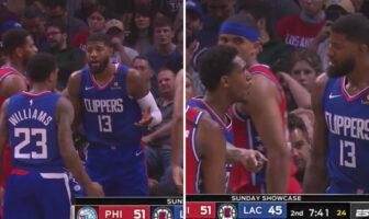 Echange tendu aux Clippers, Lou Williams se défend