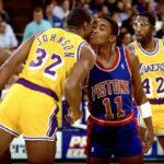 NBA – 19 juin 1988 : Duel fratricide entre Magic Johnson et Isiah Thomas