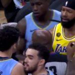 NBA – Markieff Morris se fait déjà remarquer chez les Lakers