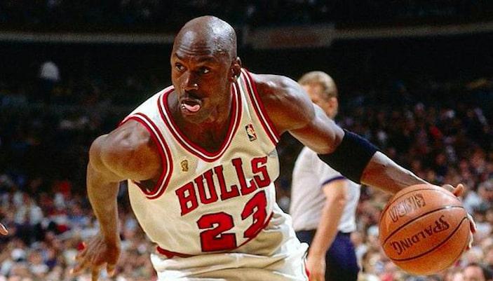 Le documentaire sur Michael Jordan The Last Dance disponible en Avril