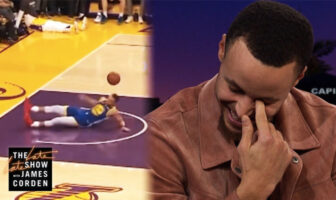 NBA actions ridicules stephen curry