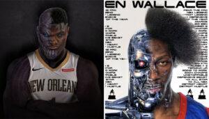 NBA – Les joueurs transposés dans des films, séries ou personnages (part 2)
