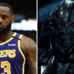 NBA – « LeBron James est un Decepticon »