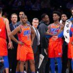 NBA – Le chiffre qui pourrait faire du Thunder l'équipe de la décennie 2020s