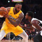 NBA – LeBron donne les 2 joueurs qui pourraient lui enlever le ballon des mains