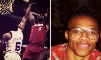 Les premiers posts Instagram des stars NBA
