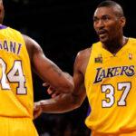 NBA – Pourquoi Ron Artest n'a jamais embrouillé Kobe Bryant aux Lakers