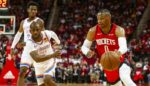 NBA – Houston explique pourquoi avoir remplacé Chris Paul par Westbrook