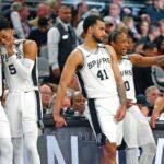 NBA – L'heure du bilan : San Antonio Spurs