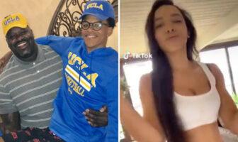 NBA - Shareef O'Neal tente sa chance avec Tinashe, les internautes se déchainent