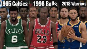 NBA – Les meilleures équipes all-time s'affrontent en playoffs : qui gagne ?