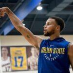 NBA – L'habitude folle de Steph Curry après chaque entraînement