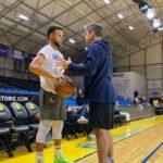 NBA – Les détails croustillants du passage de Steph Curry en G-League