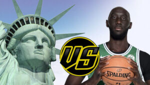 NBA – Les plus grandes choses du monde vs. Tacko Fall