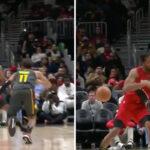 NBA – Trae Young se fait sévèrement calmer après une tentative d'humiliation
