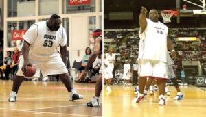 Divers – «Escalade» Jackson, le joueur de 220 kilos aux handles dingues