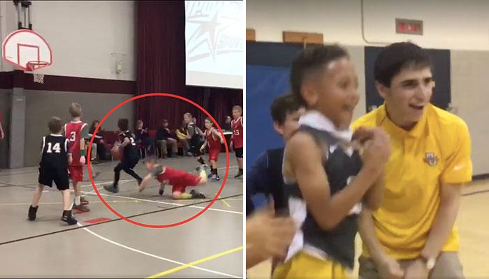 Vinnie Walker, le gosse de 10 ans qui affole le monde du basket