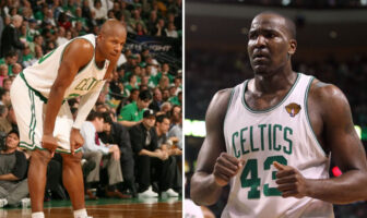 Kendrick Perkins tacle l'attitude de Ray Allen aux Celtics