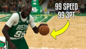 NBA – 2K20 : Il cheate un Tacko Fall à 99 de vitesse et 99 à trois-points