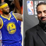 NBA – Ronnie 2K crache en live sur DeMarcus Cousins, le pivot réagit