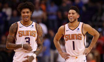 Devin Booker et Kelly Oubre pourraient bien mener les Suns aux playoffs