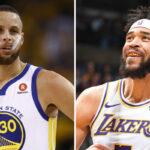NBA – JaVale McGee piège Steph Curry au pendu
