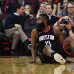 NBA – La réaction loufoque de James Harden aux règles anti-flopping de 2012