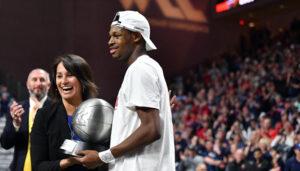 NBA/NCAA – Le Français Joël Ayayi explose totalement et écrit l'histoire !