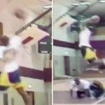 NBA – Quand Kobe, 15 ans, massacrait le Dunk Contest de son lycée