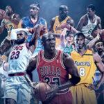NBA – Les meilleurs joueurs all-time selon les sélections All-NBA Teams