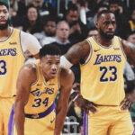 NBA – L'incroyable plan de LeBron et Davis pour attirer Giannis aux Lakers