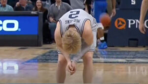 NCAA/NBA – Le Flu Game héroïque de Mac McClung
